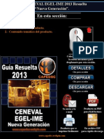 Guia Ceneval Egel Ingenieria Mecanica Electrica Nueva Generacion Resuelta