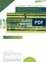 Building inclusive Green Economies