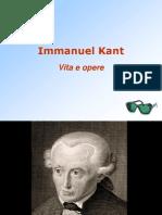 Vita e opere di Kant