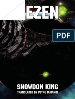 Snowdon King - Uezen, a science fiction novel