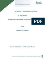 Unidad 1. Normas de Informacion Financiera y El Efectivo