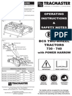 BCS Two-Wheel Tractor & Power Harrow Operating Instructions.pdf