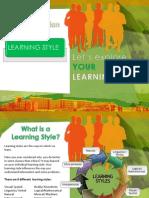 learning style letisha