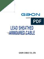 E_lead Sheath Cable
