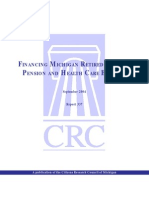 Citizens Research Council MPSERS Report