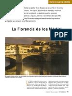 La Florencia de Los Medici - Reportaje