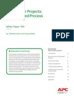 140 - Data Center Projects Standardized Process