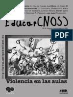 33educar(NOS)_Violencia en Las Aulas