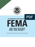 FEMA Manual