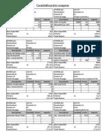 contablilizacion facturas