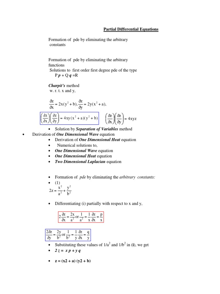 S2-PRHm3 pdf | Partial Differential Equation | Analysis