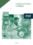 Fundamental Topics in Science Software Guide for TI-83 Plus