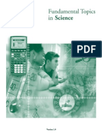 Fundamental Topics in Science Software Guide for TI-83 Plus