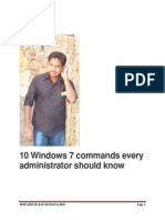 10 Windows 7 commands every administrator should know.pdf