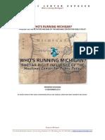 MI - Mackinac Center Report