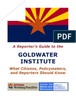 AZ - Goldwater Institute Report 2013 Update