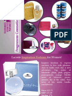 Fragrances Cosmetics Perfumes Available for Women..pptx