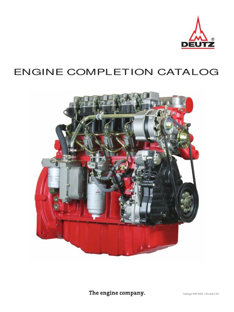 deutz accessories catalogue rh es scribd com Deutz -Allis Tractor Parts Lists Deutz Engines Dealer Locator