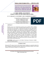 A CAMEL MODEL ANALYSIS OF PUBLIC & PRIVATE SECTOR BANKS IN INDIACamels rating.pdf