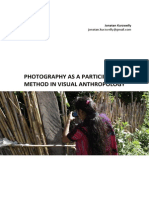 PHOTOGRAPHY AS A PARTICIPATORY METHOD