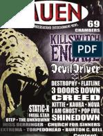 MUEN Magazine August 2009