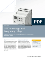 _SENTRON - 5TT3 4 voltage and frequency relays.pdf