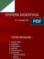 Syst Digestiv