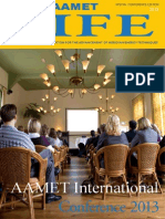 AAMET International Conference 2013