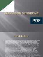 Parkinson Syndrome ppt.pptx