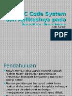 SRAC Code System Dan Aplikasinya Pada Analisa Reaktor