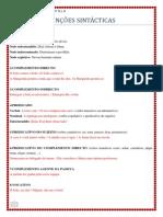 Ficha informativa Português 10º B e D
