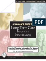 Long-Term Care Insurance Information for Women