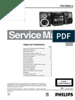 Philips FW V520