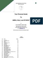 Hajj Booklet Your Personal Guide to Umra Hajj Ziyarat