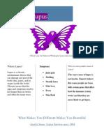 Lupus Fact Sheet