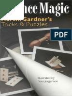 Science Magic - Martin Gardners Tricks & Puzzles