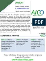 AICO FY 2013 Presentation.pdf