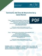 Seminarios en Neurociencias doc.pdf