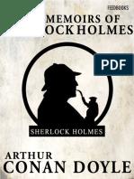Arthur Conan Doyle - The Memoirs of Sherlock Holmes.epub