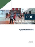 ClinicBarreirense-2013