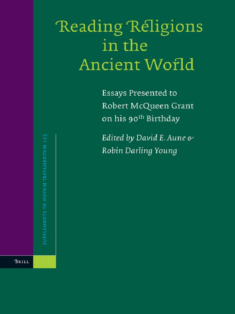 aune de young rd reading religions in the ancient world pdf
