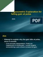 Poles and Zeros