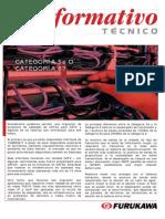 Categoria 6 o 5e Informe Tecnico