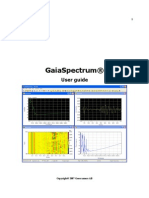 Gaia Spectrum