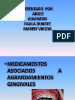 medicamentos asociados a agrandamientos gingivales.pptx