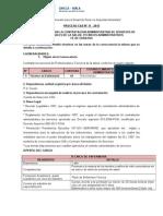 CONVOCATORA CAS FE DE ERRATAS N° 17