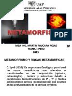 Semana 05 Metamorfismo