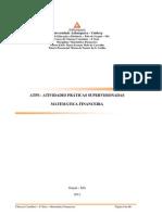 ATPS - Matematica Financeira