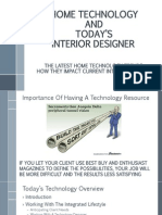 Home Technology - What Interior Designers Need To Know - Interior Designers Guild.ppt