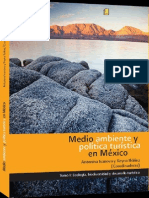 Ivanova  e Ibañez. 2012. Medio ambiente y politica turistica en Mexico